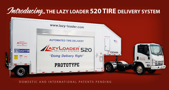Introducing the Lazy Loader Express Delivery System. Patents Pending.